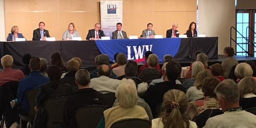 Sully Candidate Forum, Part 2, Candidates for State Senate & House of Del.