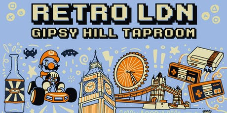 Retro Gaming Evening: Gipsy Hill Brewery tickets