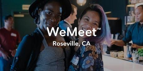 WeMeet Roseville Networking & Social Mixer tickets
