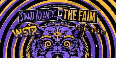 The Noise & Ones To Watch Present: The Faim & Stand Atlantic @ Holy Diver