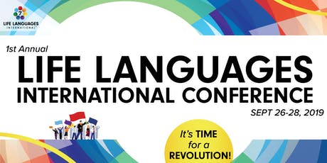 LIFE LANGUAGES ANNUAL CONFERENCE (Dallas, TX) tickets