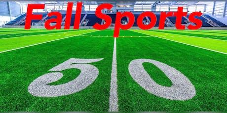 Fieldhouse Fall Sports Season Pass tickets