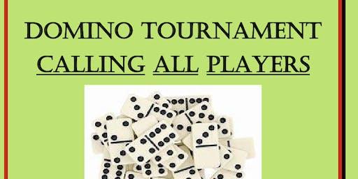 Food & Bones Tournament-Calling Players