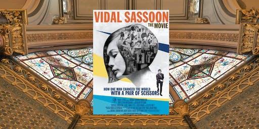 Vidal Sassoon: The Movie - Middle Street Film Night