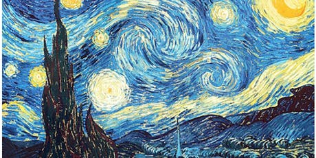 CENTRAL PARK SIP & PAINT STARRY NIGHT!! ~ Sept 29 Sun. Aft. B.Y.O.B.  tickets
