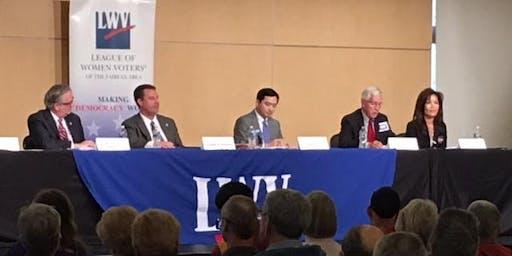 Braddock District Candidate Forum