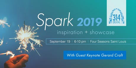 314 Digital's Spark 2019 tickets