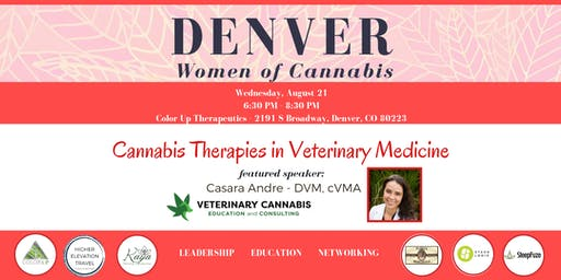 Denver Women of Cannabis - August Networking Event
