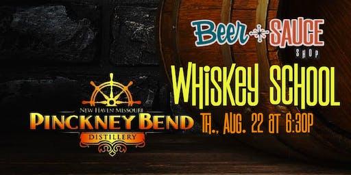 Pickney Bend Whiskey School