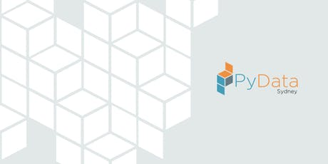 PyData Sydney - Fractal Geometry in Time Series Forecasting; Test Driven Dev for data scientists tickets