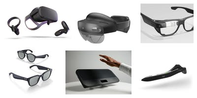 Innovations in VR and AR Hardware in 2019, Where We Are Headed