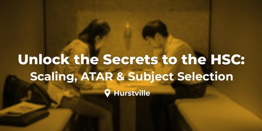 Year 10 & 11 - 'Secrets of the HSC' Seminar - Hurstville