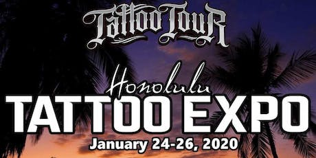 Honolulu Tattoo Expo tickets