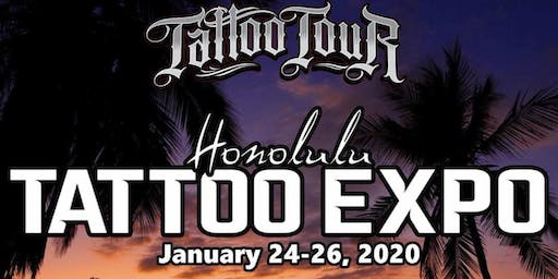 Honolulu Tattoo Expo