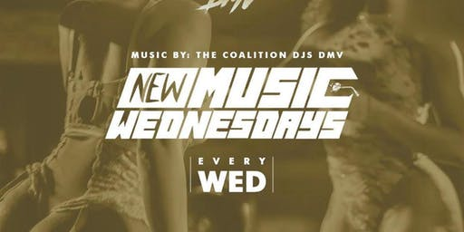 Coalition DJ's Presents New Music Wednesday's