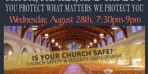 Church Safety Training