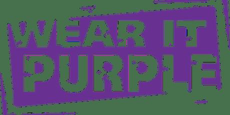 ANU Ally Network Wear It Purple Day Morning Tea tickets