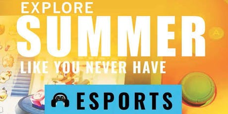 eSports at the Digital Media Center! tickets