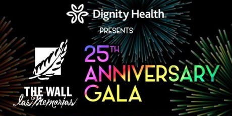 The Wall Las Memorias Project's 25th Anniversary Gala tickets