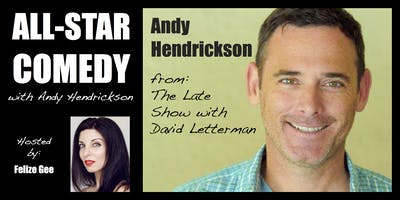 ALL-STAR COMEDY with Andy Hendrickson