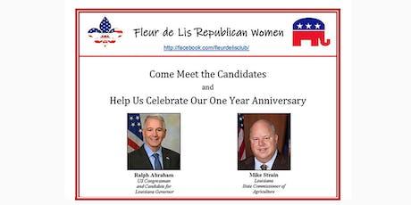 Fleur de Lis Republican Women Meeting tickets