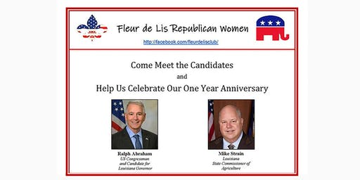 Fleur de Lis Republican Women Meeting