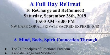 Find Your Freedom in the Here and Now ReTreat tickets