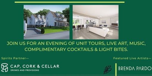 The Bruce Park Greens New Luxury Townhome Development 1st Look Launch Event