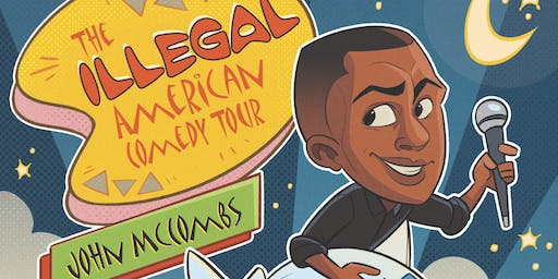 Illegal American Comedy Tour