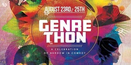 Genre-thon tickets