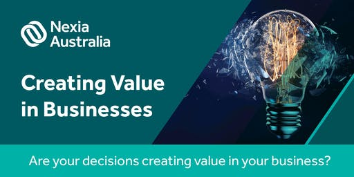 Creating Value in a Business