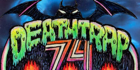 Deathtrap '74: An Improvised D&D Adventure tickets