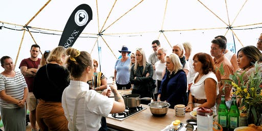 Olsson's Master Classes - South Coast Food & Wine Festival
