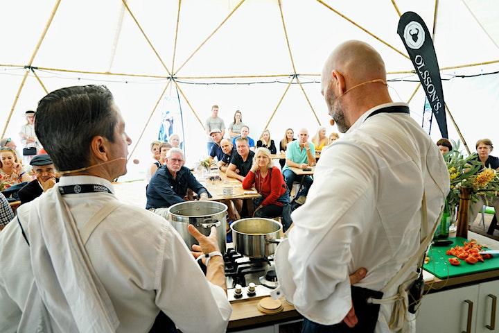 Olsson's Master Classes - South Coast Food & Wine Festival image