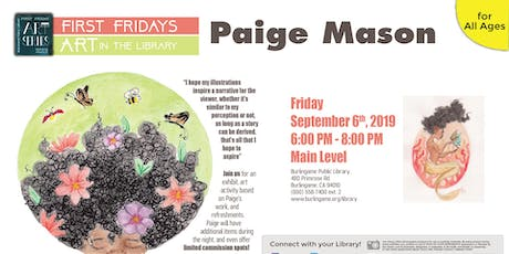 First Friday Art Series: Paige Mason tickets