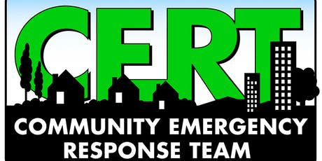 October CERT Course (3 Days) tickets