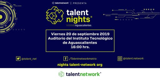 Talent Night Aguascalientes 2019