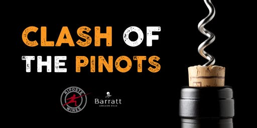 CLASH OF THE PINOTS - Butcher, Baker, Winemaker Business Luncheon