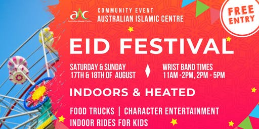 AIC Eid Al-Adha Festival