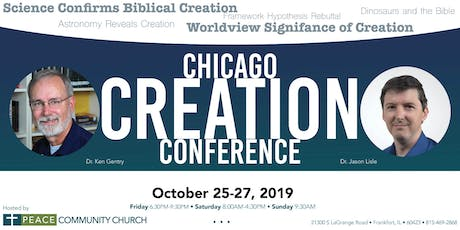 Chicago Creation Conference tickets