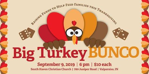 Big Turkey Bunco at SHCC