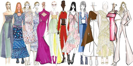 PATTERN MAKING, DRAPING & GARMENT CONSTRUCTION FOR EMERGING FASHION DESIGNERS  tickets