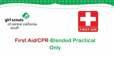 First Aid/CPR - Blended Practical Only - Kern