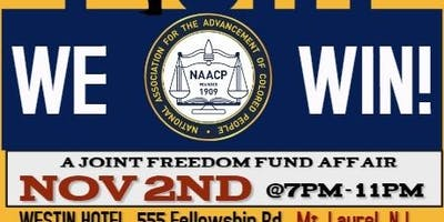 Southern Burlington & Willingboro NAACP Joint Freedom Fund