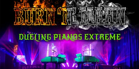 Red Deer Dueling Pianos Extreme- September 13 & 14- Burn 'N' Mahn All Request Show tickets