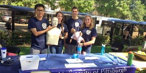 Pitt SEMS August CPR Class