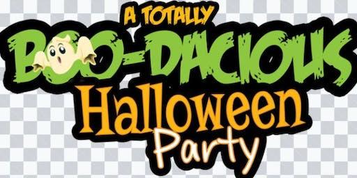Pre-Halloween Party