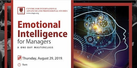 Emotional Intelligence for Managers tickets