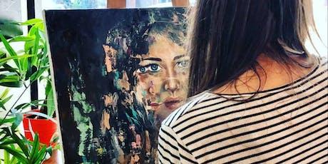 Initiation Au Portrait En Peinture tickets