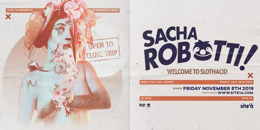 SACHA ROBOTTI [at] SITE 1A